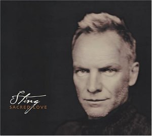 Sting Sacred Love cover art