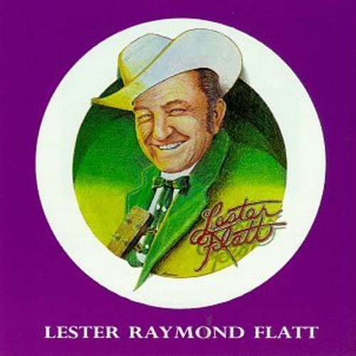 Lester Flatt Down The Road cover art