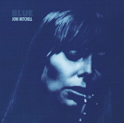 Joni Mitchell River cover art