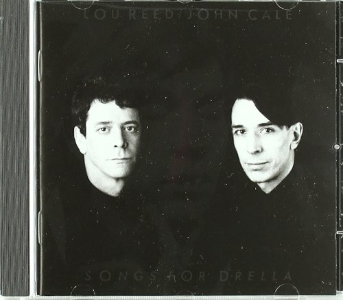 Lou Reed Work cover art