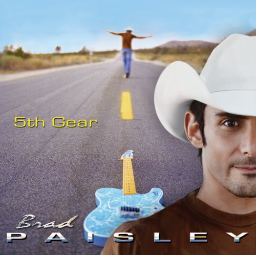 Brad Paisley Letter To Me cover art
