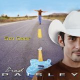Ticks sheet music by Brad Paisley