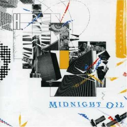 Midnight Oil Power And The Passion cover art