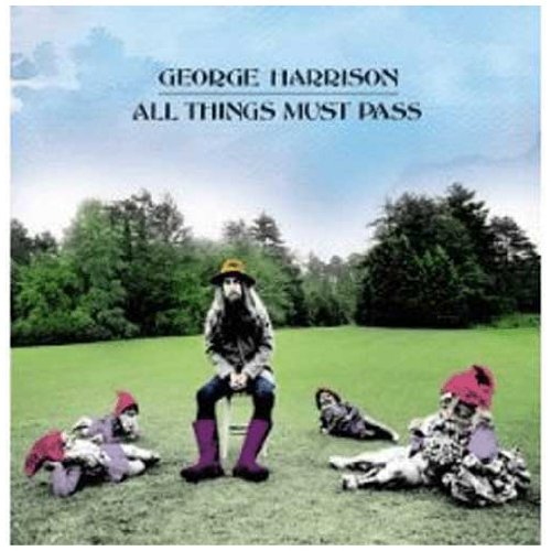 George Harrison My Sweet Lord cover art