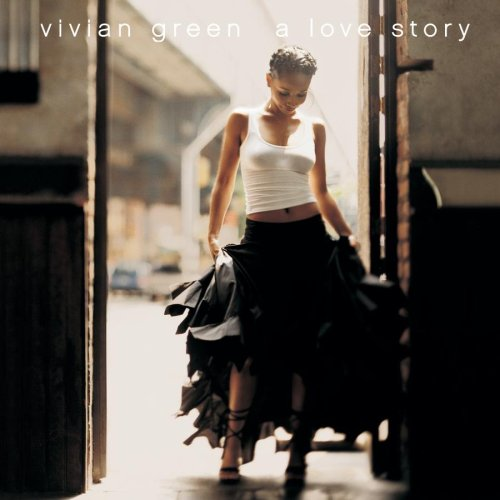 Vivian Green Emotional Rollercoaster cover art