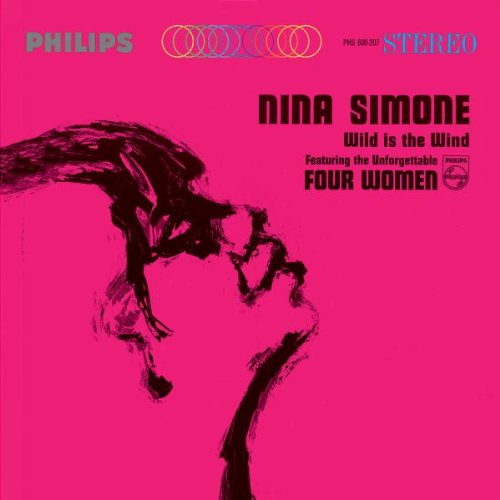 Nina Simone Wild Is The Wind cover art