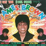 I Got You (I Feel Good) sheet music by James Brown