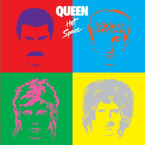 Queen Staying Power cover art