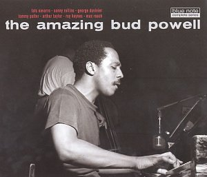 Bud Powell Wail cover art