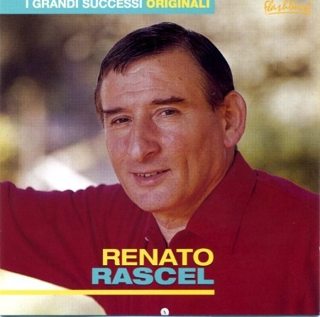 Renato Rascel Romantica cover art