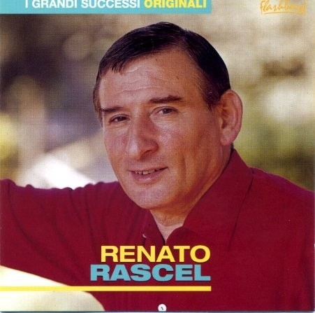 Romantica sheet music by Renato Rascel