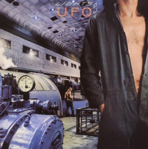 UFO Lights Out cover art