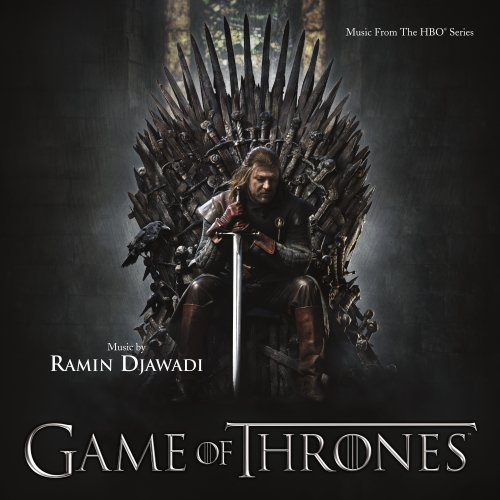 Ramin Djawadi Game Of Thrones cover art