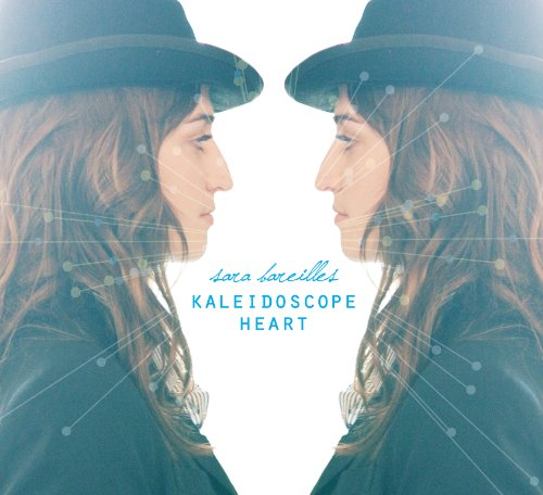 Sara Bareilles Not Alone cover art