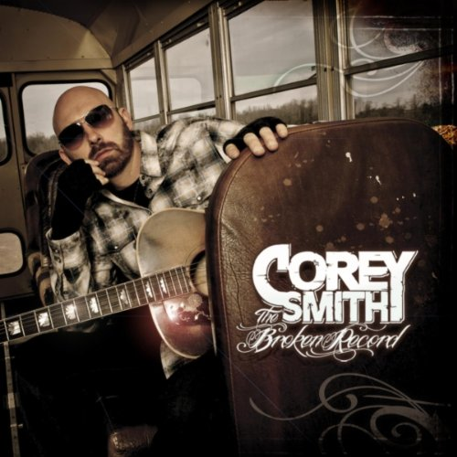 Corey Smith Twenty-One cover art