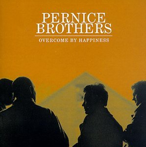 The Pernice Brothers Crestfallen cover art
