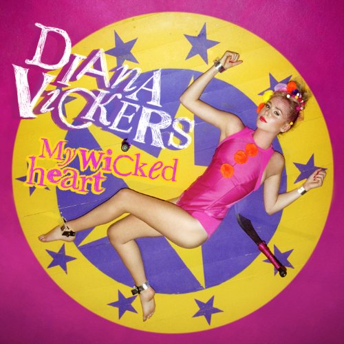 Diana Vickers My Wicked Heart cover art
