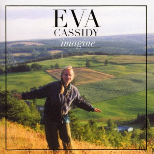 Eva Cassidy I Can Only Be Me cover art