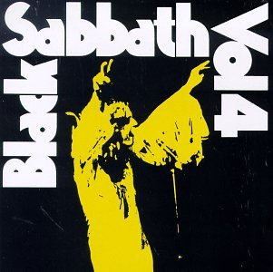 Black Sabbath Supernaut cover art