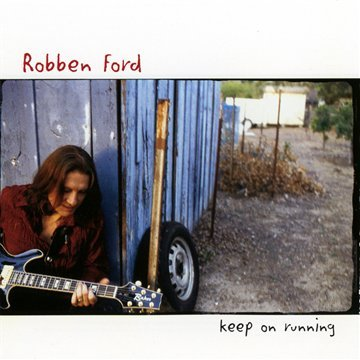 Robben Ford Cannonball Shuffle cover art