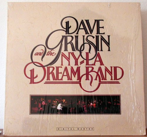 Dave Grusin Three Days Of The Condor cover art