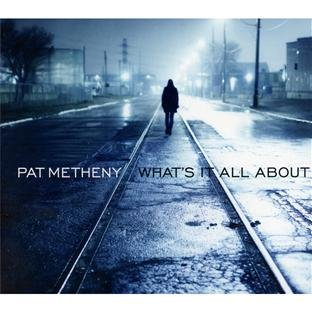 Pat Metheny The Sound Of Silence cover art