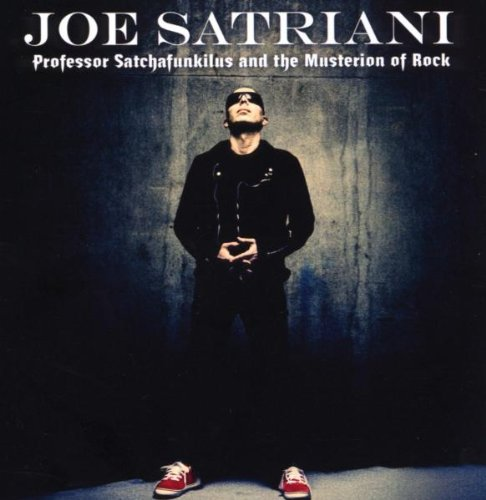 Joe Satriani Overdriver cover art
