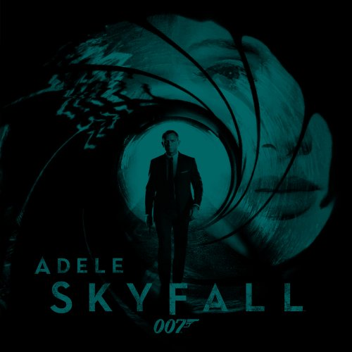 Adele Skyfall (arr. Paul Langford) cover art