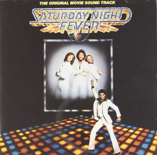 Bee Gees Night Fever cover art