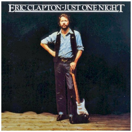 Eric Clapton Worried Life Blues cover art