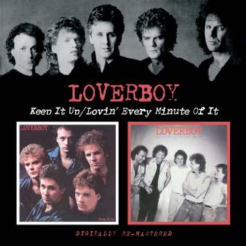 Loverboy This Could Be The Night cover art