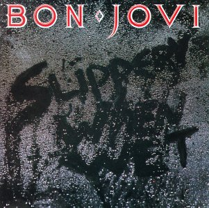 Bon Jovi Livin' On A Prayer cover art