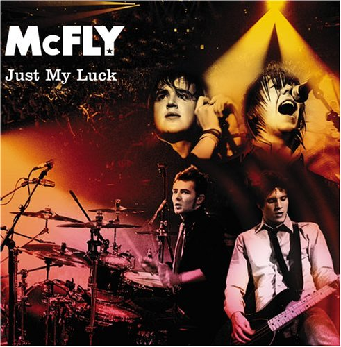 McFly Five Colours In Her Hair cover art
