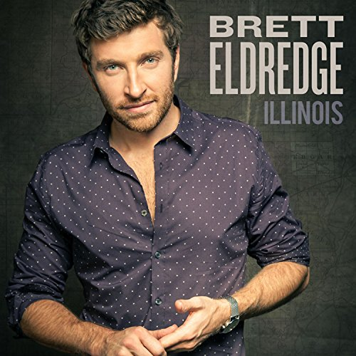 Brett Eldredge Lose My Mind cover art