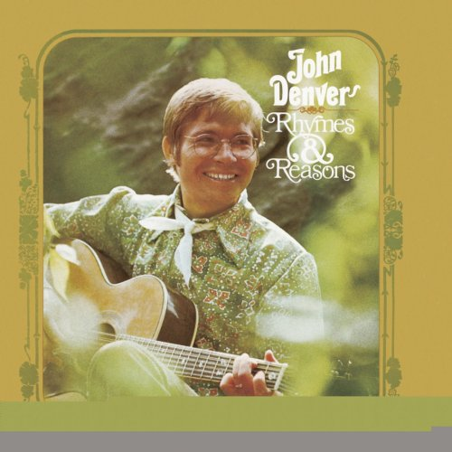 John Denver Leaving On A Jet Plane cover art