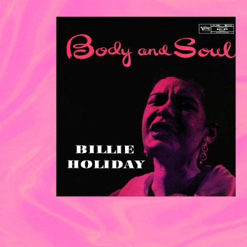 Billie Holiday Body And Soul cover art