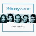 Boyzone All That I Need cover art