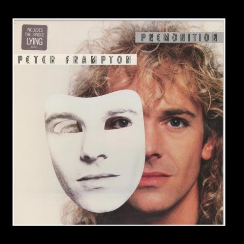 Peter Frampton Lyin' cover art