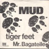 Tiger Feet sheet music by Mud