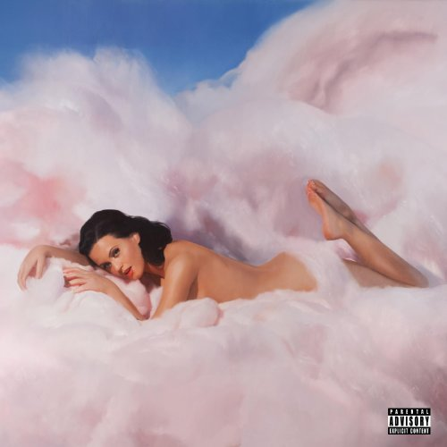 Katy Perry Teenage Dream cover art