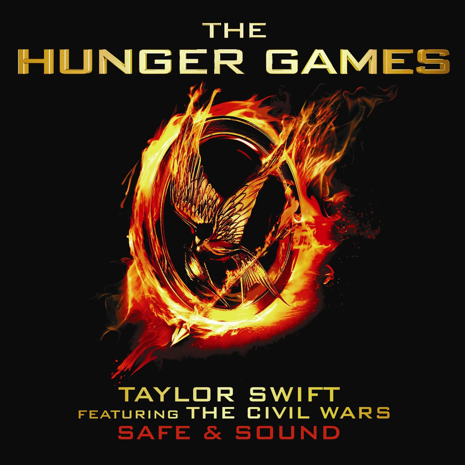 Various The Hunger Games (Choral Highlights) (arr. Roger Emerson) cover art