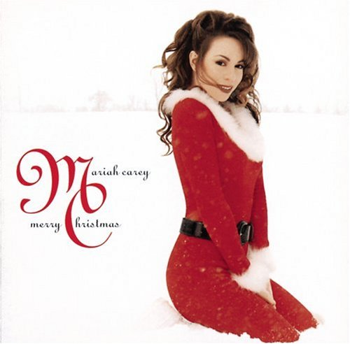 Mariah Carey Miss You Most At Christmas Time cover art