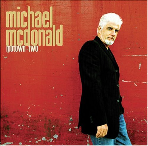 Michael McDonald The Tracks Of My Tears cover art