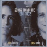 Song To No One sheet music by Jeff Buckley