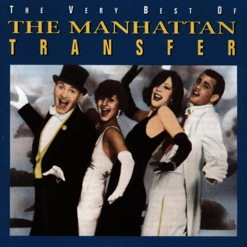 The Manhattan Transfer Tuxedo Junction (arr. Kirby Shaw) cover art