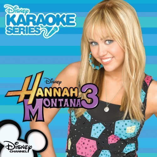 Hannah Montana Just A Girl cover art