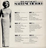 Look Me Over Closely sheet music by Marlene Dietrich