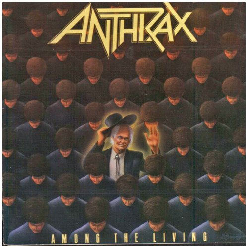 Anthrax I Am The Law cover art