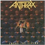 I Am The Law sheet music by Anthrax
