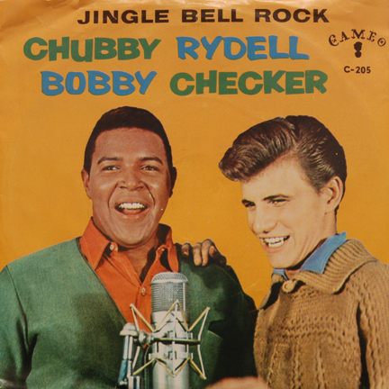 Chubby Checker Jingle Bell Rock cover art